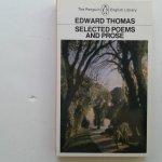 Thomas, Edward - Selected Poems and Prose