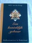 Krogt, van der - Een koninklijk gebaar. Hofleveranciers in Nederland