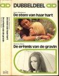 Westwood, Gwen & Hermina Black - De stem van haar hart (1969) & De erfenis van de gravin (1971) uit  De Dubbeldeel serie  No 13