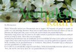 Kaniok, Erich - Prentbriefkaart: Sleutels tot het hart: De bloementuin