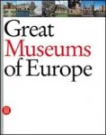 - Great Museums of Europe / The Dream of the Universal Museum