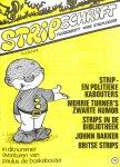 Hagens, Nettie - Stripschrift nummer 19. Tijdschrift voor striplezers.