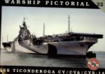 Wiper, S - Warship Pictorial 22, USS Ticonderoga CV/CVA/CVS-14