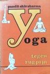 Pandit Shiv Sharma - Yoga tegen rugpijn