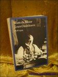 DE MOOR, Wam; - J. VAN OUDSHOORN 1876-1933. BIOGRAFIE VAN DE AMBTENAAR-SCHRIJVER J.K. FEIJLBRIEF. BOEK EEN,