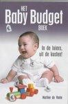 M. de Vente - Het baby budget boek