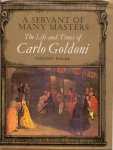 Holme, T (ds1269) - A Servant of many Masters / The life and times of Carlo Goldoni