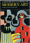 Evershed / Gilbert / Newbury / de Saram / Waterhouse / Watson - Larousse Encyclopedia of Modern Art