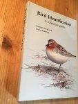 Adolfsson, K & S Cherrug - Bird Identification - A reference guide