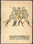 Ammers-Küller, Jo van - EEN JONGE LEEUW VAN VLAANDEREN een verhaal uit den oorlog van 1914