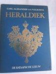 VOLBORTH, Carl Alexander von - Heraldiek