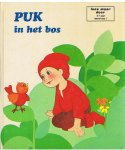 Dam, Rik van  -  illustraties Griet Bulckens - Puk in het bos