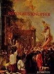 Saxton,Jo. - Nicolaus Knupfer (1603/09-1655). An original artist.