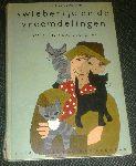 Bogaard, J.H. uit den - Swiebertje en de vreemdelingen (deel 2 huishoudster op zicht)