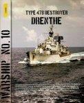 Mulder, jantinus en Henk Visser - Type 47B Destroyer Drenthe