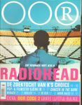 Diverse auteurs - Muziekkrant Oor, 2000, nr. 19 , met o.a.  BJORK, RADIOHEAD, SOULFLY, K'S CHOICE, DE DIJK, ANDRE HAZES