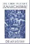 Div. auteurs - De AS 165/166 16e Jaarboek Anarchisme (Bijdragen van o.a. Jan Bervoets, Martin Smit, Rudolf de Jong, Hanneke Willems)