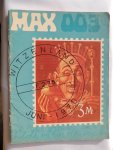 Tailleur, Max - tek. eppo doeve - MAX 003