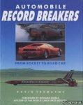 David Treymayne - Automobile Record Breakers: From Rocket to Road Car