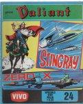 Foster,Hal - Prins Valiant tijdschrift vivo 24
