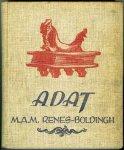 Renes-Boldingh, M.A.M. - Adat