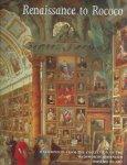 Eric M. Zafran - Renaissance to Rococo