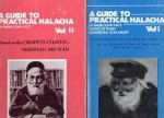 Katz, rabbi Dovid; rabbi Mordechai Schlanger (ed.) - A Guide to practical Halacha, 2 vol. .