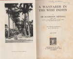 Sir Algernon Aspinall, C.M.G., C.B.E. - A Wayfarer in the West Indies