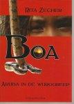 Zecher, Rita - BOA / aruba in de wurggreep