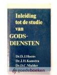 Hoens, Dr. J.H. Kamstra, dr. D.C. Mulder, Dr. D.J. - Inleiding tot de studie van godsdiensten