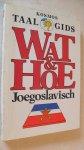 Laar van K. - Joegoslavisch Wat en Hoe