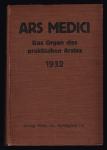 Ostermann, Max, ed. - Ars Medici 1932