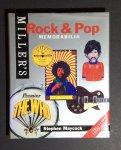 Maycock, Stephen - Miller's Rock & Pop Memorabilia