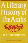 Nicholson, Reynold A. - A Literary History of the Arabs