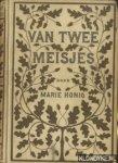 Honig, Marie - Van twee meisjes