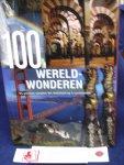 ,Maass, Winfried e.a. - 100 wereld wonderen / de grootste schatten der mensheid op 5 continenten