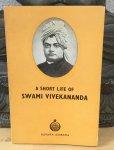 Swami Tejasananda - A short life of Swami Vivekananda
