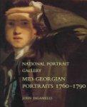 National Portrait Gallery (Great Britain),  John Ingamells - National Portrait Gallery Mid-Georgian Portraits, 1760-1790