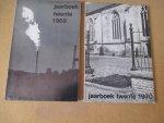 Jaarboek Twente / diverse auteurs - 1969 - Jaarboek Twente - achtste jaar