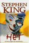 King, Stephen - HET (cjs) Stephen King (NL-talig) 9024550556 6e druk. Boek is ONGELEZEN / NIEUW, gladde rechte rug. De witte versie met het donkere torentje op de rug Onverkorte editie.