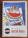 - The Redstone Diary social diary 2014