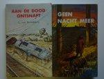 Bovenkamp C. van - Aan de dood ontsnapt ( + gratis: Geen nacht meer)