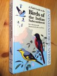 Kazmierczak, K & Ber van Perlo - A field guide to the Birds of the Indian Subcontinent