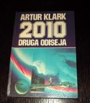Artur Klark, Arthur C Clarke; Mirjana Živković; Zoran Živković - 2010 Druga Odiseja