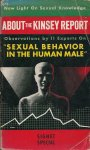 """Porter Geddes, Donald & Curie, Enid (editors) - About the Kinsey Report - Observations by 11 Experts on """"Sexual Behavior in the Human Male"""""""