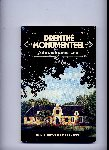 JANSSEN, KAREL (foto`s) & CEES IPPEL (tekst) & Mevr. A.P. SCHILTHUIS (`woord vooraf`) - Drenthe Monumenteel - D`olde lantschap in foto`s van nu