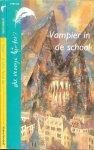 Loon, Paul van .. Omslagontwerp  Illustraties Frank ter Horst - Vampier in de school