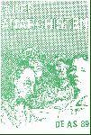 Div. auteurs - De AS 089 Onder anarchisten (Bijdragen van Rudolf de Jong, Ronald Spoor, Herman Noordergraaf, Lieuwe Hornstra, Jan Freeling e.a.)
