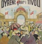 Hoffmann, Kirsten - Dyrene gaar i Tivoli