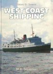 Stammers, M.K. - West Coast Shipping (serie: History in Camera, deel 4)